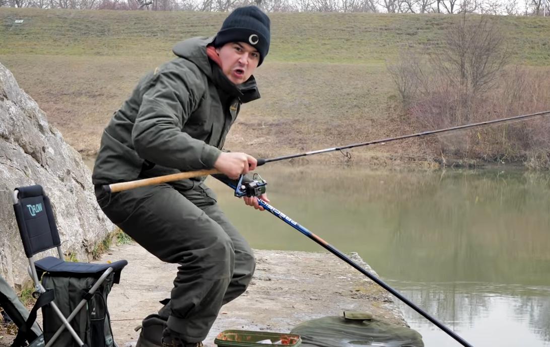 Rybársky Denník Jakuba Fabiana 3 – Lov na Feeder – Zimný kanál
