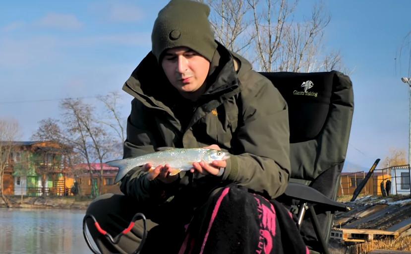 Rybársky Denník Jakuba Fabiana 7 – Feeder na jazere Vadaš