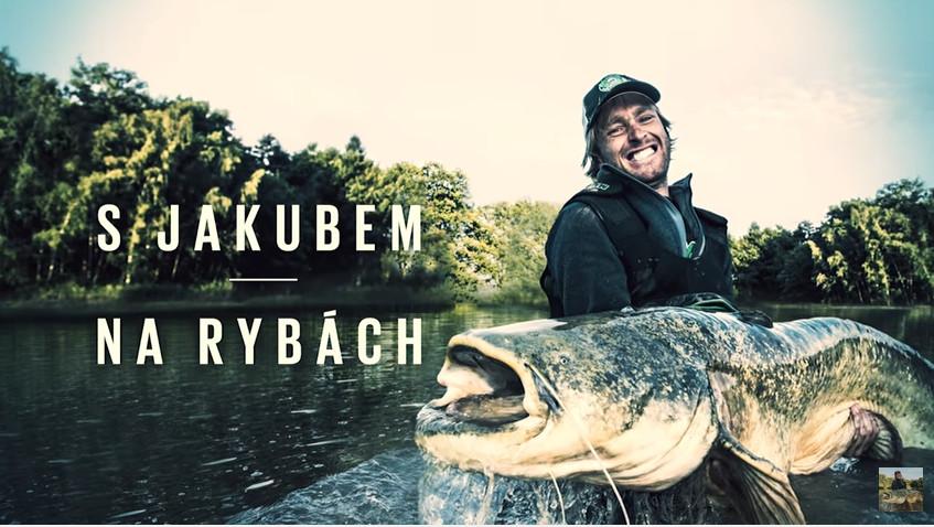 S Jakubem na rybách 1 díl