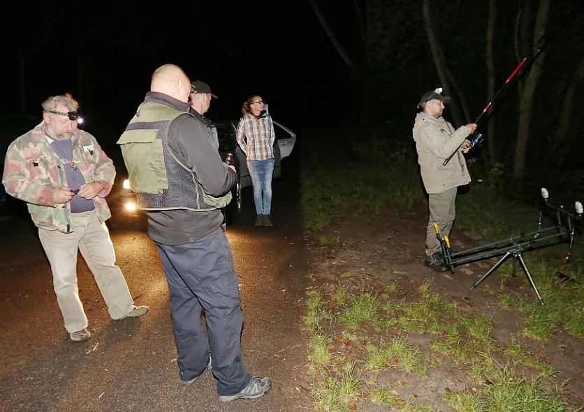 Rybáři jsou na Litoměřicku vzorní, zjistila rybářská stráž
