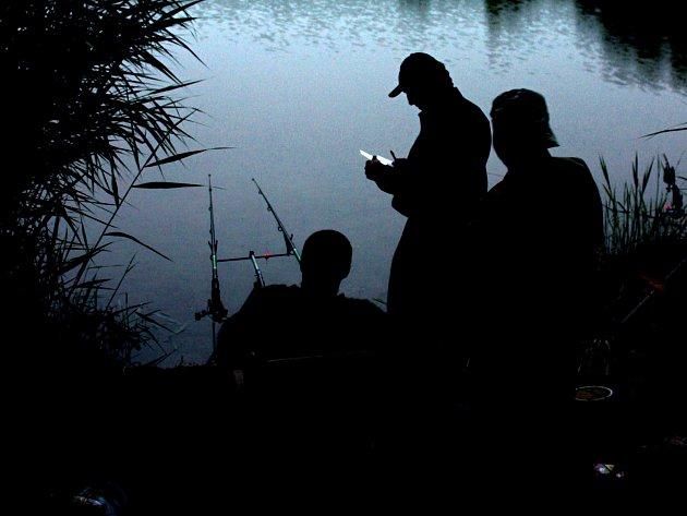 Pytláctví a lov ryb