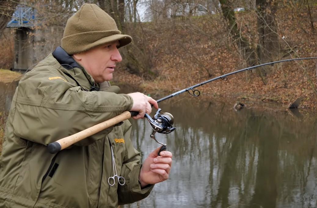 Rybársky Denník Jakuba Fabiana 2 – Zimný Feeder s Milanom Tychlerom
