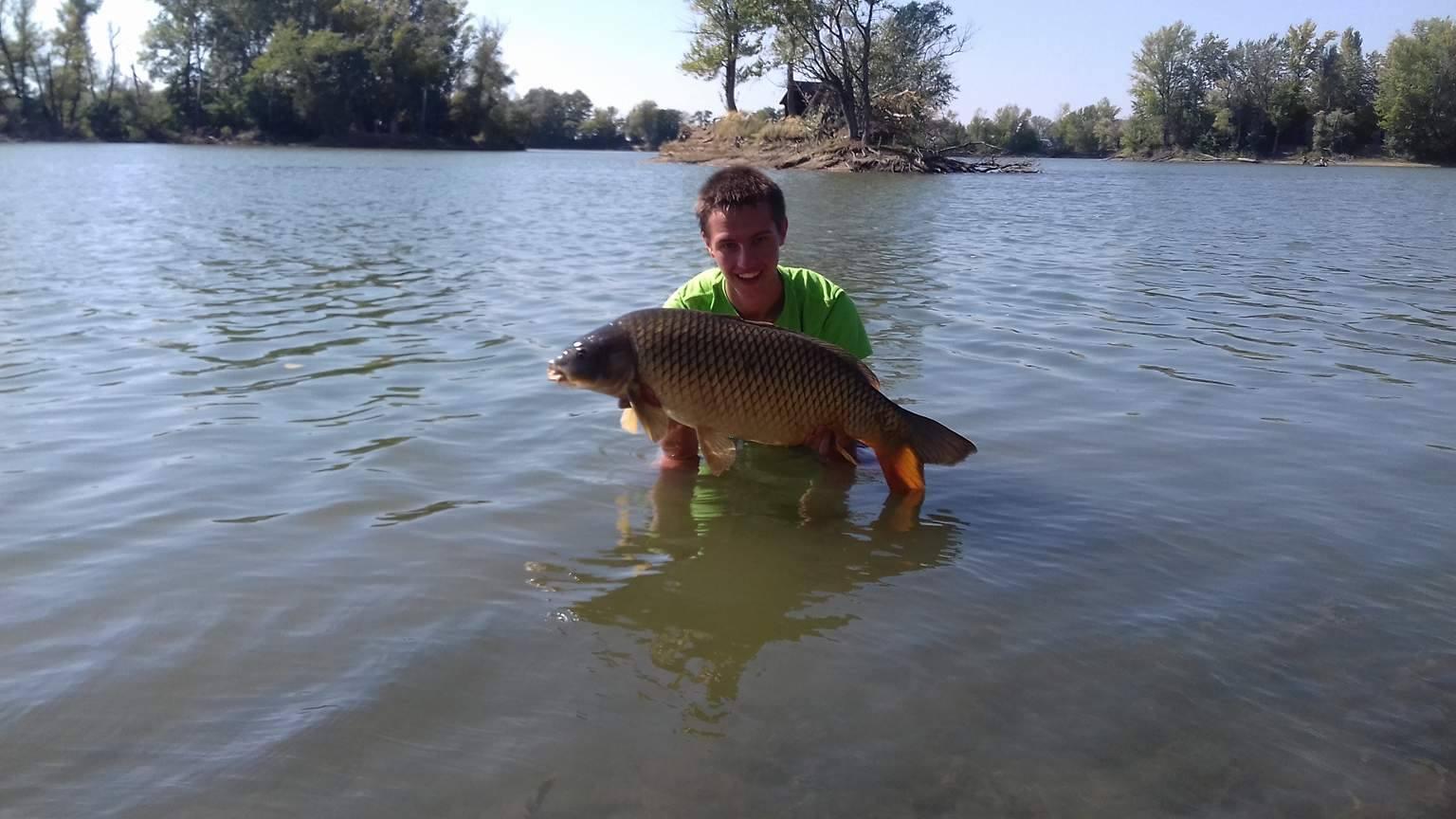 Prázdninová rybačka