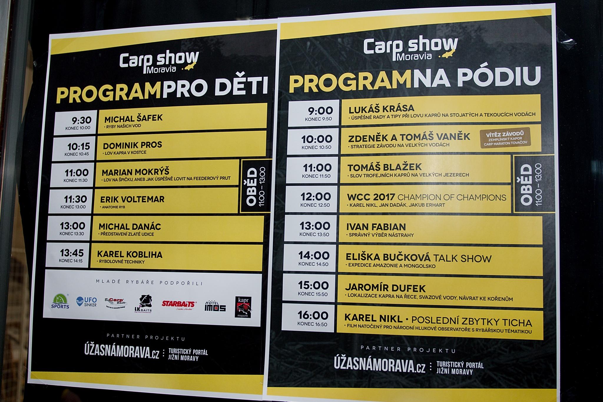 Carp Show Moravia – Fotoreport