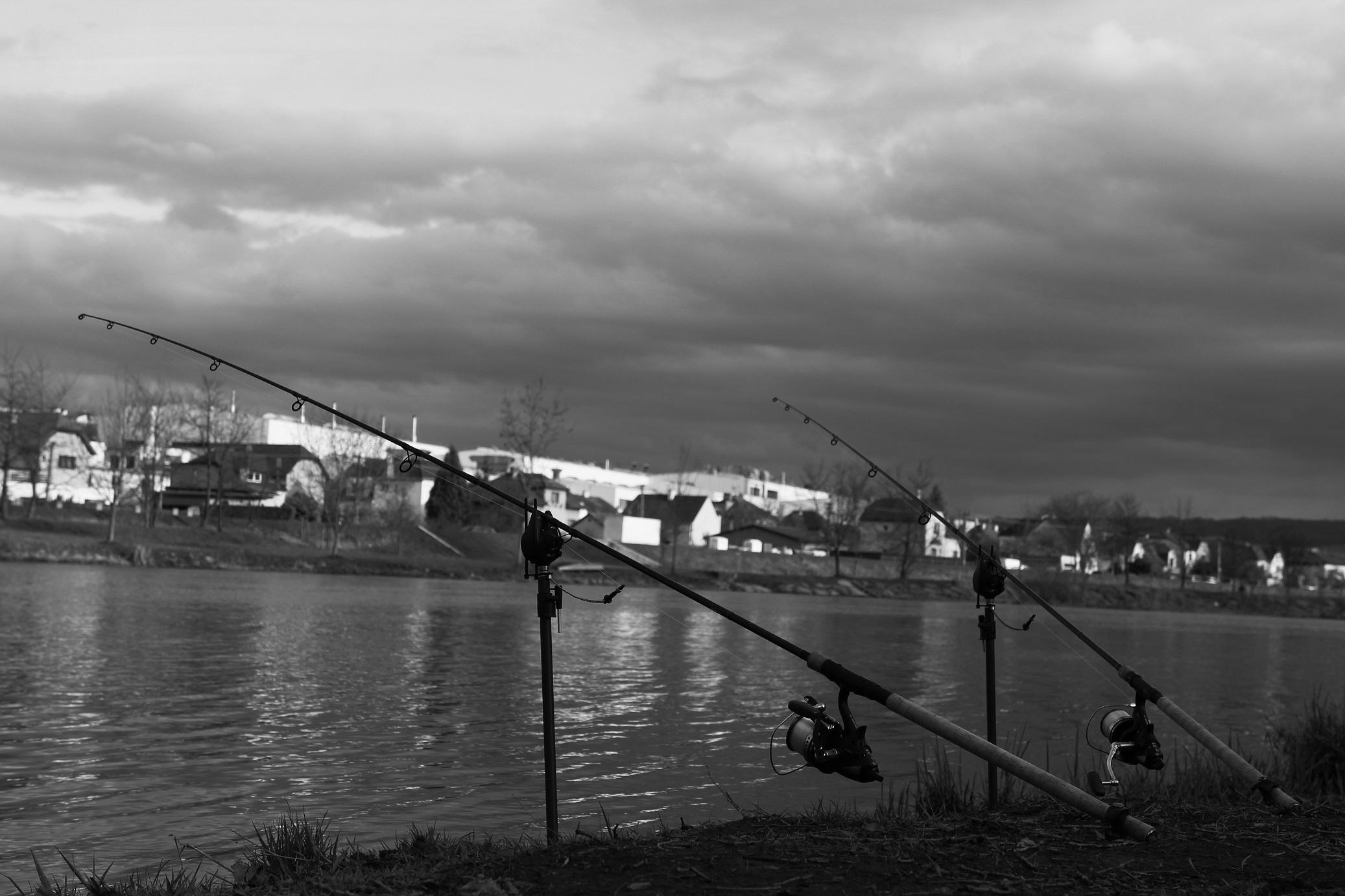 Březnová výprava na malou řeku