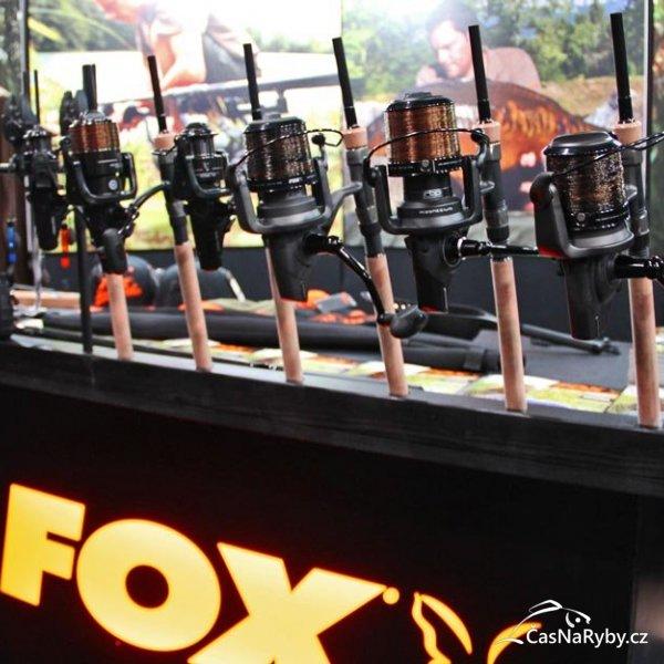 Veletrh For Fishing 2015: noví velcí hráči a záplava novinek