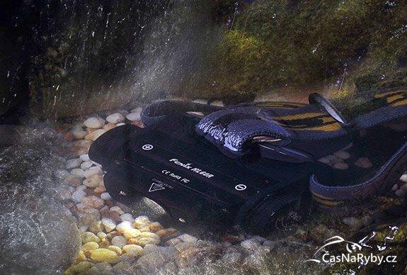Vylepšená varianta rybářské superčelovky Fenix je na světě