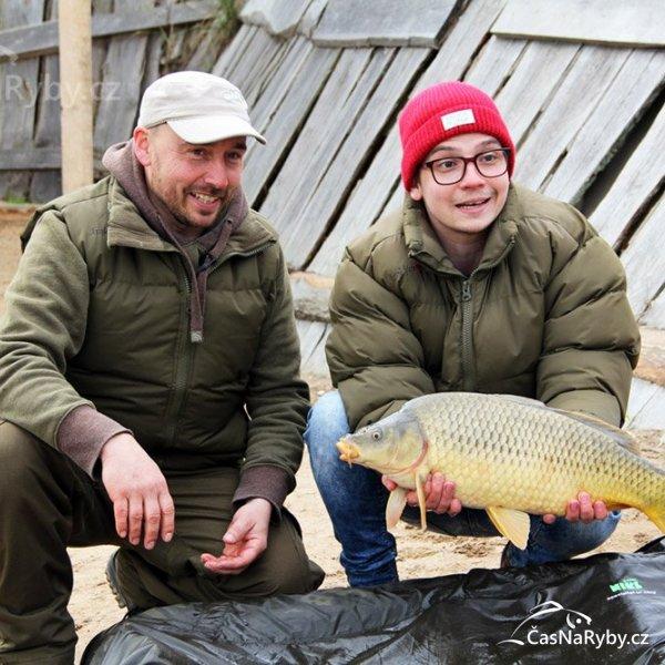 Televizní pořad Čas na ryby: 3.díl