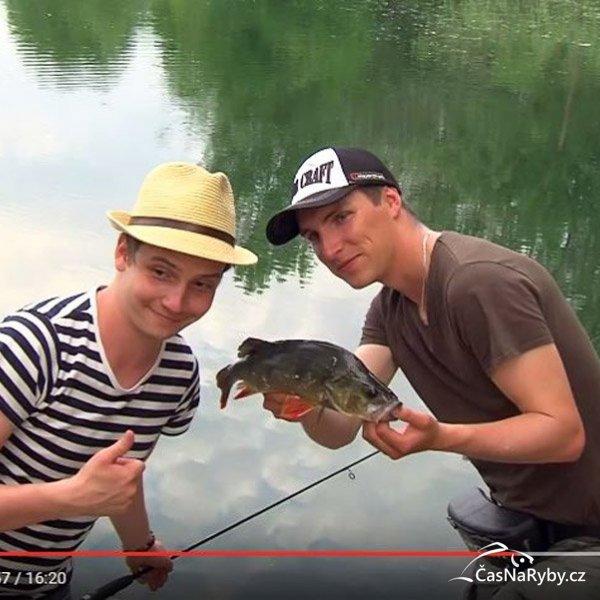 Televizní pořad Čas na ryby: 4.díl