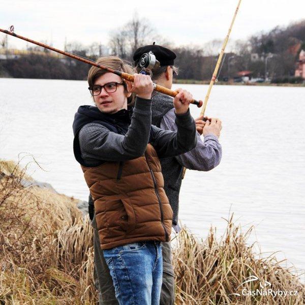 Televizní pořad Čas na ryby: 2.díl