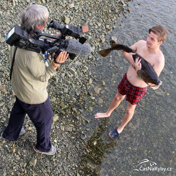 Televizní pořad Čas na ryby: 9. díl