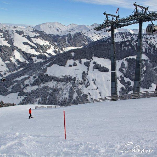 Prověřený tip na lyžařskou dovolenou: Ski Juwel Alpbachtal Wildschönau