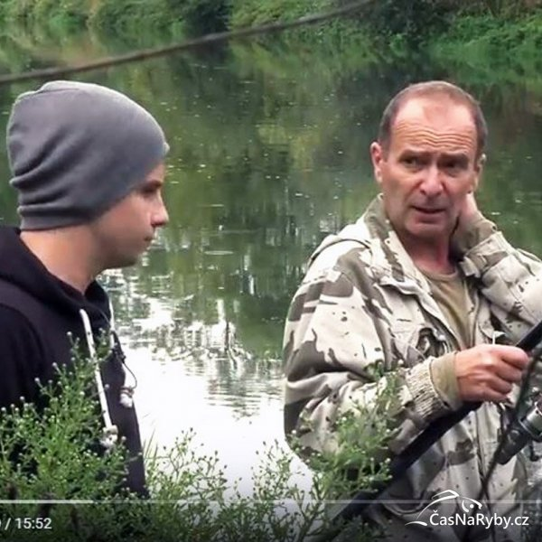 Televizní pořad Čas na ryby: 7.díl
