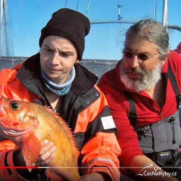 Televizní pořad Čas na ryby: 8.díl