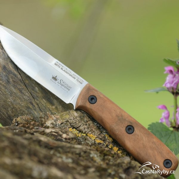 Kizlyar Supreme Colada: úžasný nůž na ryby z prémiové ruské produkce
