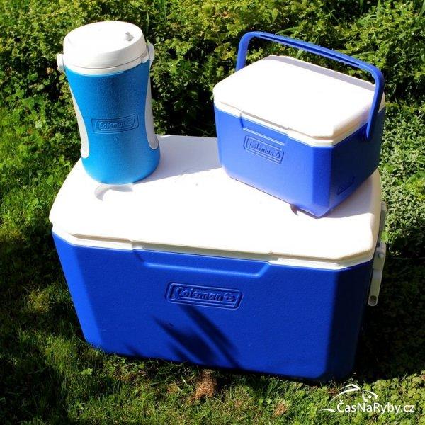 Cooler Combo: unikátní a mnohoúčelový chladící set pro vaše rybářské výpravy