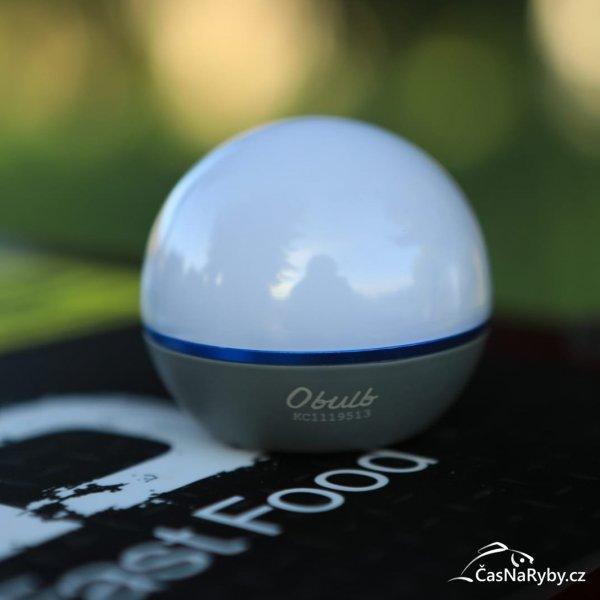 Olight Bulb: odolná i praktická lampička, která na rybách neoslňuje