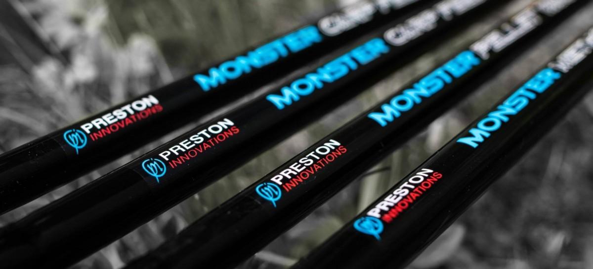 Preston Monster Feeder serie