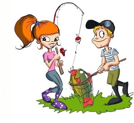 Děti do 15. let mohou získat první povolenku k lovu ryb zdarma!