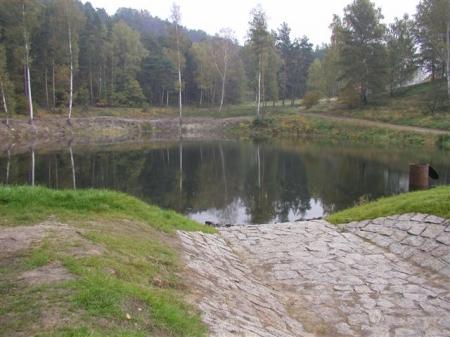 Obnovení rybolovu na nádrži Třeťák