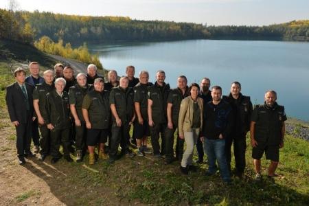 Rybářská stráž MO Teplice získala nové ošacení v hodnotě 130 000 Kč