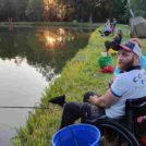 Rybářský maraton v Kladrubech 2019