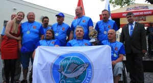 ČESKÁ POHÁDKA! Naši handicapovaní rybáři mají z mistrovství světa stříbro!