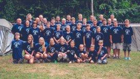 Rybářský Tábor Tovačov 2015