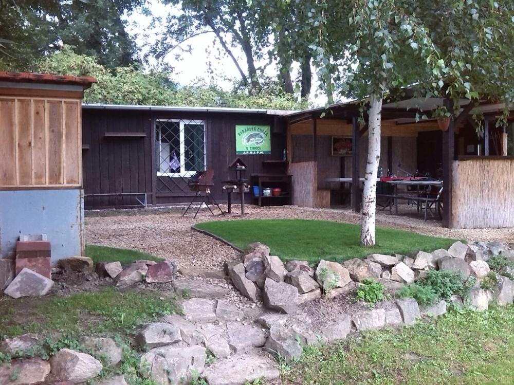 Rybářská chata Napajedla