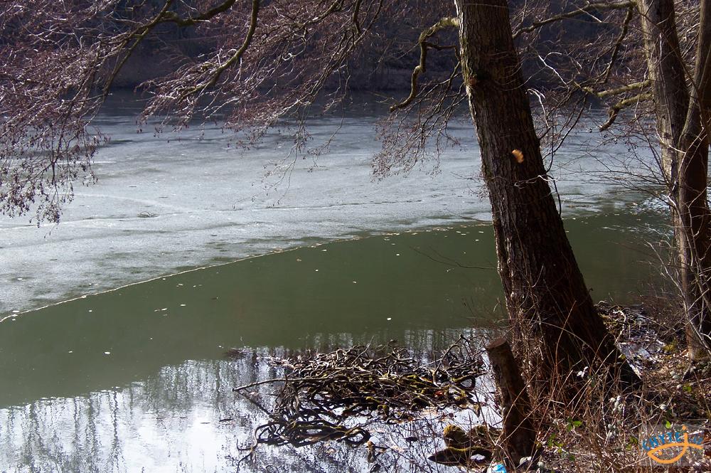 článek: Rybařina v proměnách počasí: Obleva a sněhová voda