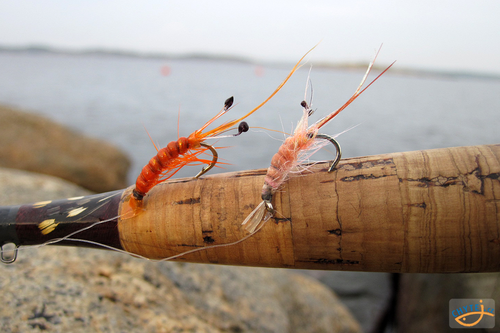Vážeme: Krevety