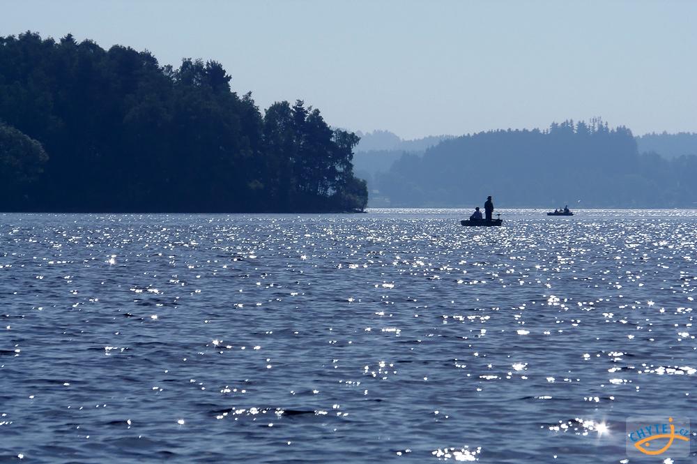článek: Rybařina v proměnách počasí: Tropický den
