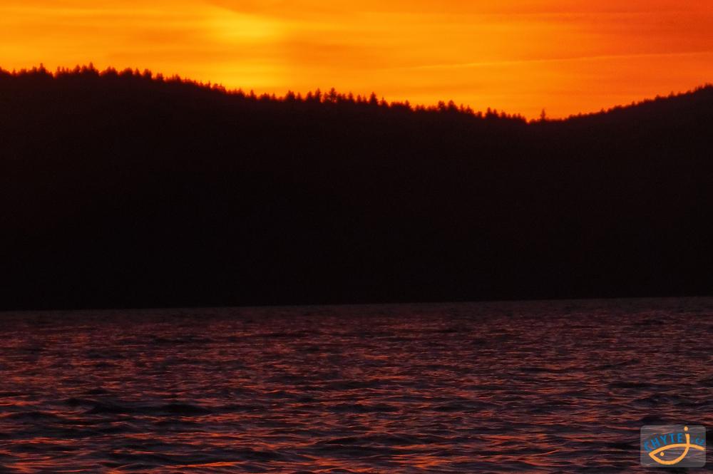 Rybařina v proměnách počasí: Letní rybářská noc