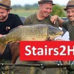 Stairs2Hell: Karel Nikl útočí! Ostřílený kaprař ulovil nejtěžšího kapra závodu! Na vedení to ale nestačí!