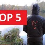 TOP 5 rybářských obleků (bunda+kalhoty), do kterých se zamilujete! Dopřejte si obrovské pohodlí!