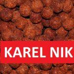 Karel Nikl představuje nejlevnější boilies! Kilo masových kuliček stojí jen pár korun