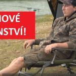 LIKVIDACE SKLADU: Luxusní sleva na nadupaná křesla pro rybáře FOX! Poslední kusy!
