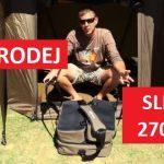 LIKVIDACE SKLADU: Luxusní kaprařská taška za pár korun! Sleva více jak 2700 korun!