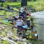 Mistrovství České republiky 2019 handicapovaných rybářů a žen v plavané