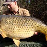 Gigantický kapr zNových Mlýnů: Do 30 kilogramů rybě nechybělo mnoho! Máme foto!