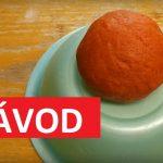 TIPY A TRIKY: Domácí výroba jahodového těsta na kapry s kořením