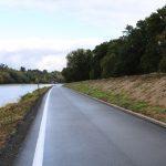 Labe patří cyklistům: Další asfalt u Labe! U řeky vznikla nová asfaltová cyklostezka