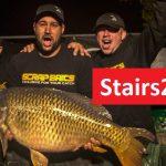 Stairs2Hell 2019: Konec! Poprvé vhistorii vyhrávají Češi! Uloven kapr přes 25 kilo!