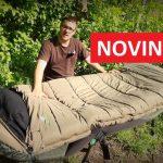 NOVINKA: Špičkové lehátko pro rybáře! Přes 2 metry dlouhá matrace a nosnost 150 kilo