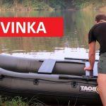 NOVINKA: Luxusní nafukovací člun pro rybáře, který uveze až 230 kilo! Ideální i na těžké vody