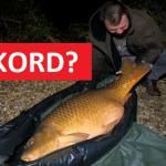 VIDEO: Známý youtuber Rybaření CZ SK chytil gigantického kapra přes 30 kilo váhy!