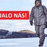Zaujalo nás: Teplo v -20 stupních Celsia? TOP rybářský oblek (bunda+kalhoty) za super nízkou cenu