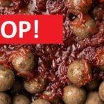 TOP kvalita zAnglie: Krmení na kapry plné masa! Špičkové suroviny zkrillu nebo zpatentek!
