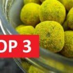 TOP 3 boilies na jarní kapry! Tyhle kuličky perfektně fungují i ve studené vodě na pasivní kapry