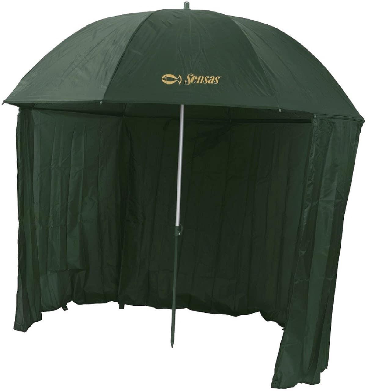 Nejlevnější deštníky pro rybáře sbočnicemi? Za tyhle dáte jen pár korun!